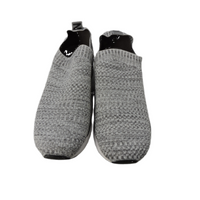 DKNY Ladies JerriSlip On Sneakers Grey Size 7.5