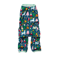 WONDERSHOP Around the Holiday World Dog and Cat Pajamas , XS