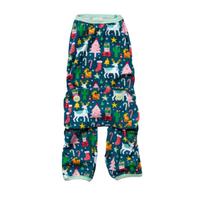 WONDERSHOP Around the Holiday World Dog and Cat Pajamas , XL