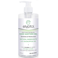 ELYPTOL Antimicrobial Moisturizing Hand Sanitizer Gel (16oz)
