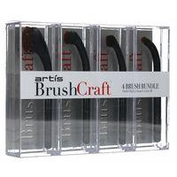 ARTIS Brush Craft 4 Brush Bundle Set