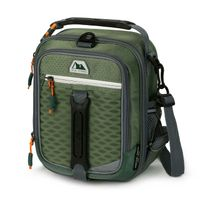 ARCTIC ZONE Lunch Bag Pack Az Pro High Performance Dual Compartment 8pc, Green