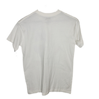 WONDER WOMAN Women's Cheetah Short Sleeve Graphic TShirt In Off White, XS