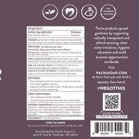 PACHA SOAP CO. French Lavender HandSanitizer32 oz.