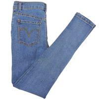 Levi's Girls' 720 High Rise Super Skinny Fit Stretch Jeans Size 10