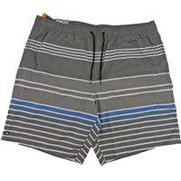 MICROS Mens Valley Swim Shirt In Grey, 2XL
