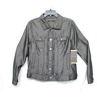 Tahari Women's Tencel Pintuck Jacket in Black, XLarge