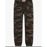 Levi's Boys' Jogger Pants in Camo Size 6 Reg