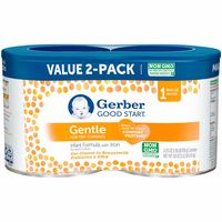 Gerber Good Start Gentle Infant Formula 2 Pack 25oz