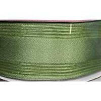 Kirkland 50 Yard Wireedged Ribbon, 1 1/2 Inch Wide, Lime Green Striped