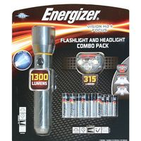 ENERGIZER FLASHLIGHT AND HEADLIGHT COMBO PACK