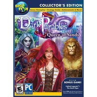 BIG FISH DARK PARABLES QUEEN OF SANDS SOFTWARE