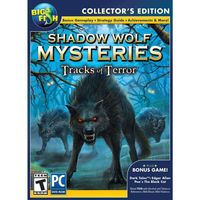 BIG FISH SHADOW WOLF MYSTERIES TRACKS OF TERROR SOFTWARE