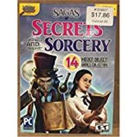 MYSTERY MASTERS SAGAS OF SECRETS AND SORCERY 14 GAMES COLLECTION SOFTWARE