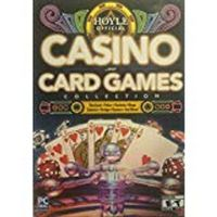 HOYLE OFFICIAL CASINO AND CARD GAMES COLLECTION SOFTWARE