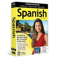 FAMILY EDITION DELUXE SPANISH LEVELS 1, 2,3