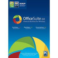 Microsoft Office Suite 2.0 with Everything PDF and Logo Design (CD)