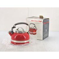 KitchenAid KTEN20SBER  Whistling kettle with cover