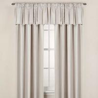 Otello Stripe 63Inch Window Curtain Panel In Silver
