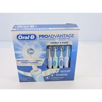 OralB PROAdvantage Rechargeable Toothbrushes (4 pk.)