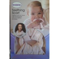 Boppy Teething Scarf Blush Pink