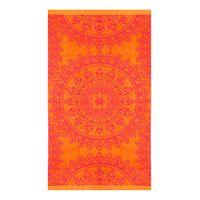Member's Mark Adult Beach Towel 40 x 72 in Mandala Decorative