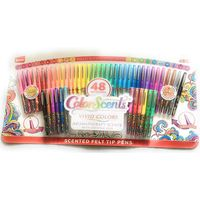 Color Scents Theraputic Pen Collection, 48ct.