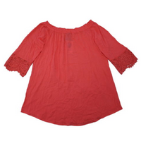 Chelsea  Theodore Gauze Summer Blouse Top