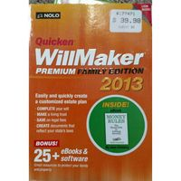 Quicken WillMaker Premium Family Edition 2013