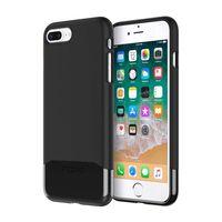 Incipio Apple iPhone 7 Plus 8 Plus Edge Chrome Case Black