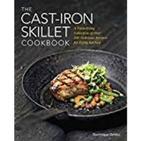 The CastIron Skillet Cookbook