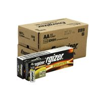 Energizer EN91 AA Industrial Alkaline 144 Batteries 1 Box