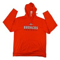 Men's Denver Broncos Football NFL Pro Line by Fanatics Branded Orange, XL