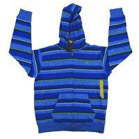 Quicksilver Mens Hoodies Sweatshirt In Victoria Blue, M