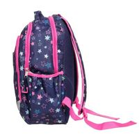 CRCKT Youth Backpack, 3 Piece Set with Lunch Kit and Matching Ice Pack In Stars