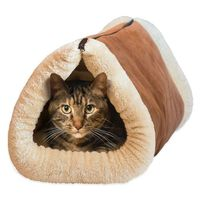 Kitty Shack 2in1 Tunnel Bed and Pet Mat