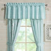 UNDER THE CANOPY METAMORPHOSIS ORGANIC COTTON WINDOW VALANCE