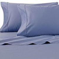 Wamsutta 625 Thread Count King Pillowcases Blue Jean