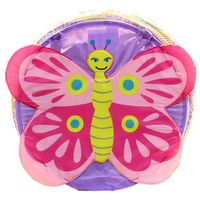 OLIVET COLLAPSIBLE TOY TUNNEL BUTTERFLY