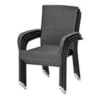 Made4Home Knight Stackable Armchair M4H 1320