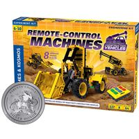 Thames And Kosmos Remote Control Machines  Construction Vehicles