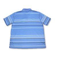 PGA Tour Men's Vista Blue Polo, Size XL