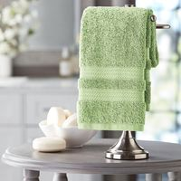 Member's Mark Premier Hand Towel 16 In x 32 In in Sage