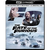 The Fate of the Furious (4K Ultra HD with Bluray and Digital HD)