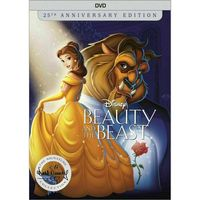 Beauty and the Beast DVD (25th Anniversary Collection)