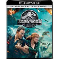 Jurassic World: Fallen Kingdom (4K Ultra HD with Bluray and Digital HD)