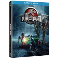 Jurassic Park with Movie Cash (BluRay and Digital)