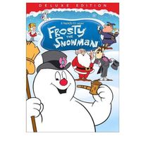 Frosty the Snowman with Movie Cash Deluxe Edition DVD