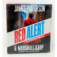 Red Alert: An NYPD Red Mystery (AudioBook)