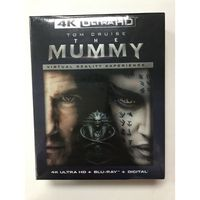 The Mummy (4K Ultra HD with Bluray and Digital HD)